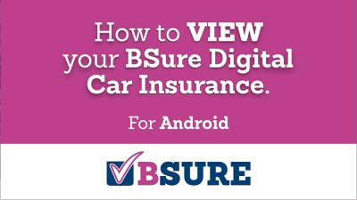 View Digital Car Insurance - Android