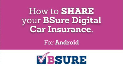 Share Digital Car Insurance - Android